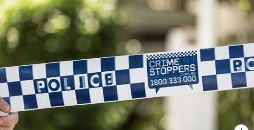 Alleged machete-wielding offender tripped up by SAPOL technology