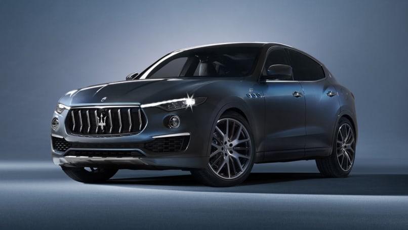 2022 Maserati Levante Hybrid